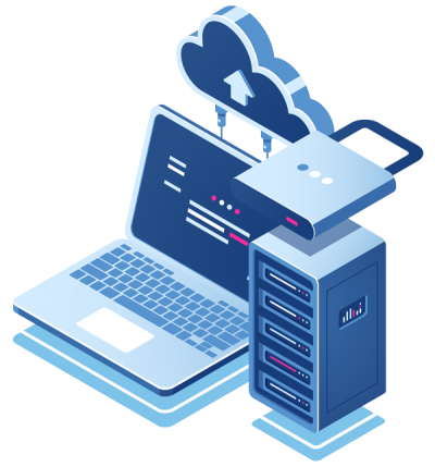 Capital of Techs - Hosting Server